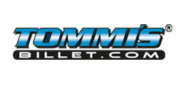 Tommis Billet car parts