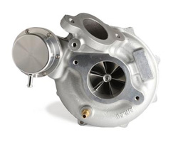 Hibrid turbochargers