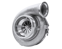 Motorsport turbochargers
