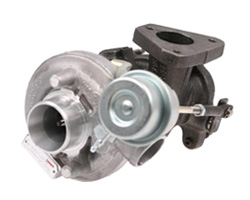 Refurbished turbochargers